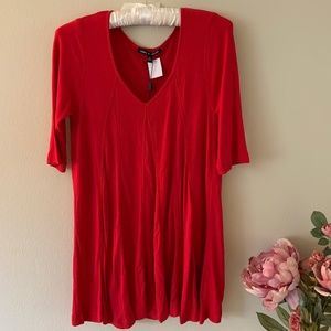 NWT Cable and Gauge Red Shirt